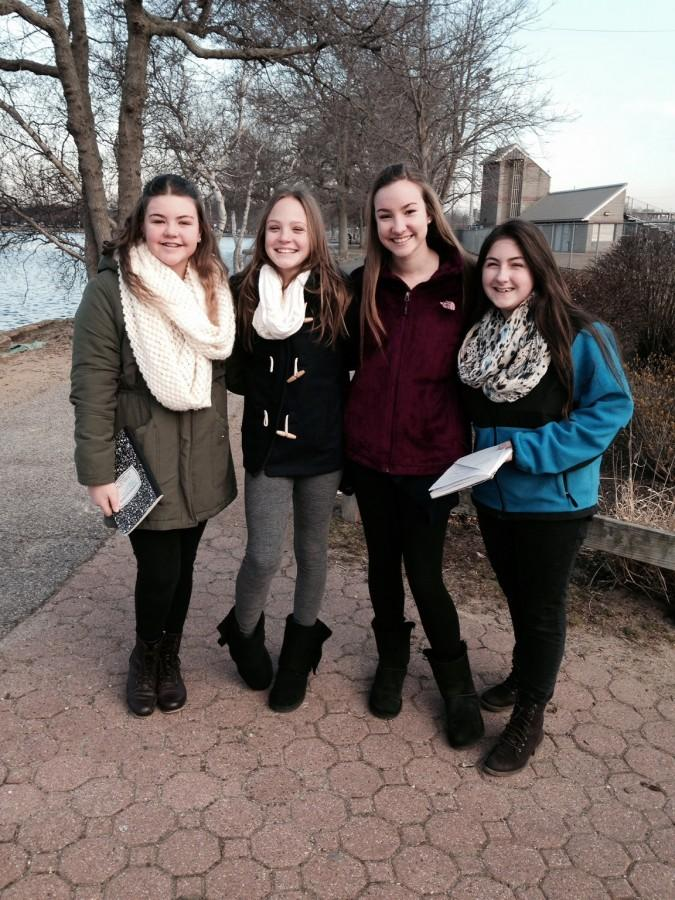 Amanda+Gilmore%2C+Felicia+Zangri%2C+Brooke+Thuma%2C+Tricia+Tripp