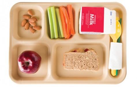 Kids Hate Healthy New School Foods