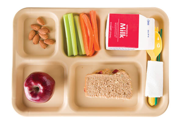 Kids Hate Healthy New School Foods
