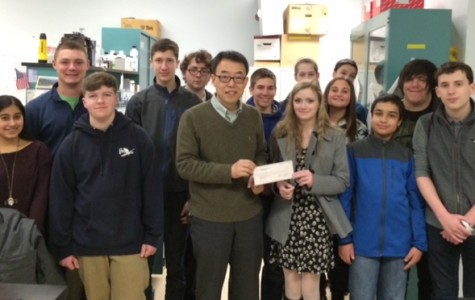 Science Research Class Supports BBCC