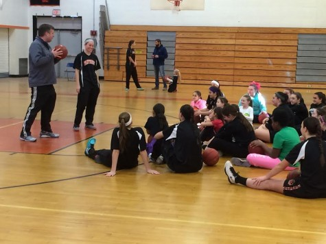 Girls Basketball Clinic