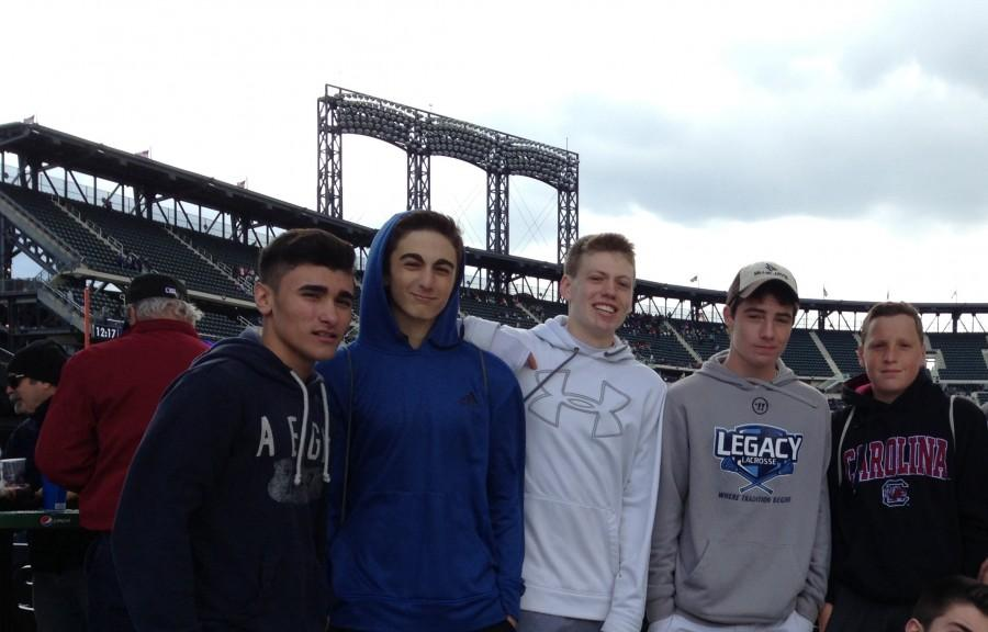 Freshman Seminar at the Mets!