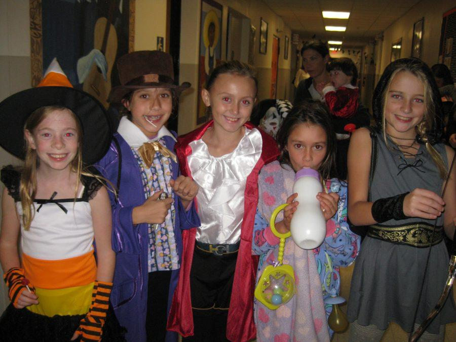Fun for All at Safe Halloween