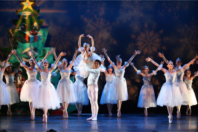 Novice Performers Conquer The Nutcracker