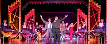 Argyle Theater: The Producers Review