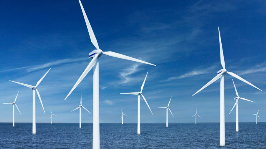 Wind Farms to Supply Renewable Long Island Power